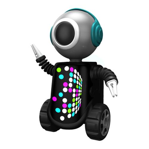 Flipper Robot antibakteriální kryt na zubní kartáček černý, 1 ks