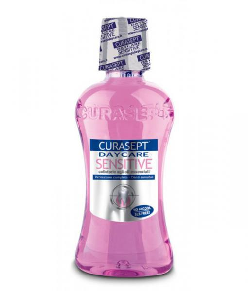 Curasept Day Care Sensitive ústní voda 100 ml