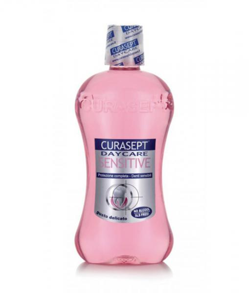 Curasept Day Care Sensitive ústní voda 500 ml