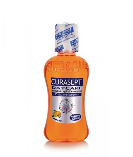 Curasept Day Care Citrus ústní voda 100 ml